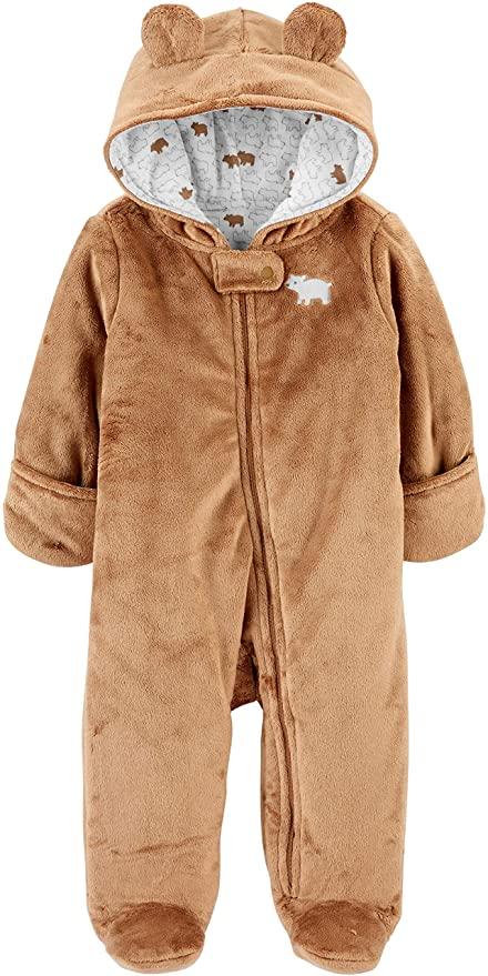 Simple Joys by Carter's Baby Fleece Jumpsuit