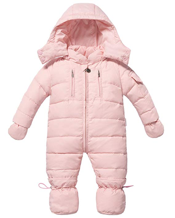 Zoerea Snuggly Snowsuit