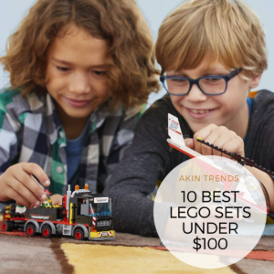 10 Best LEGO Sets Under $100