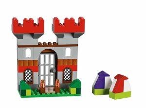 LEGO Classic Large Creative Brick Box build idea 2