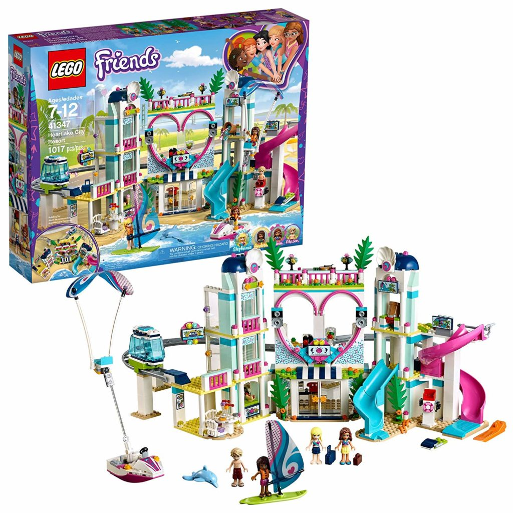 LEGO Friends Heartlake City Resort Building Kit