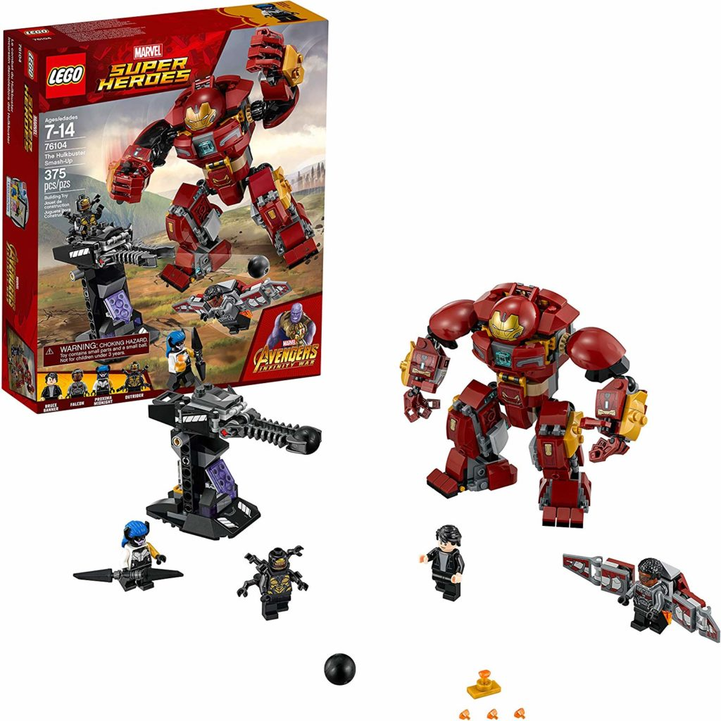 LEGO Marvel Super Heroes Avengers Infinity War