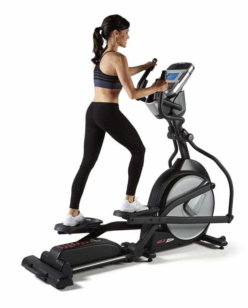 Sole Fitness E25 Elliptical Trainer user