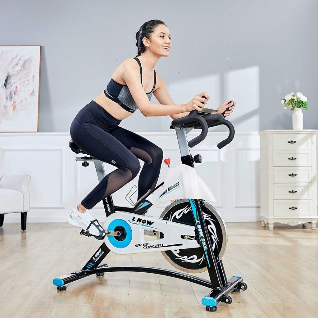 L-NOW D600 user indoor cycle
