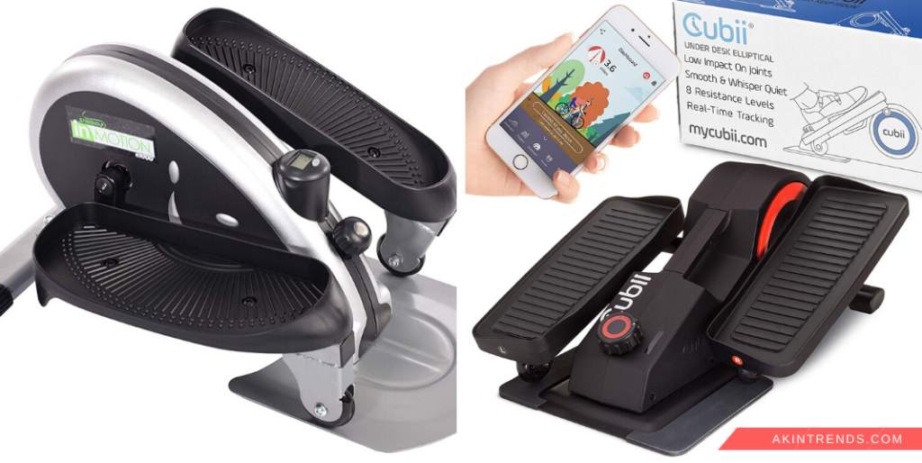 Stamina InMotion E1000 Compact Strider vs Cubii Junior