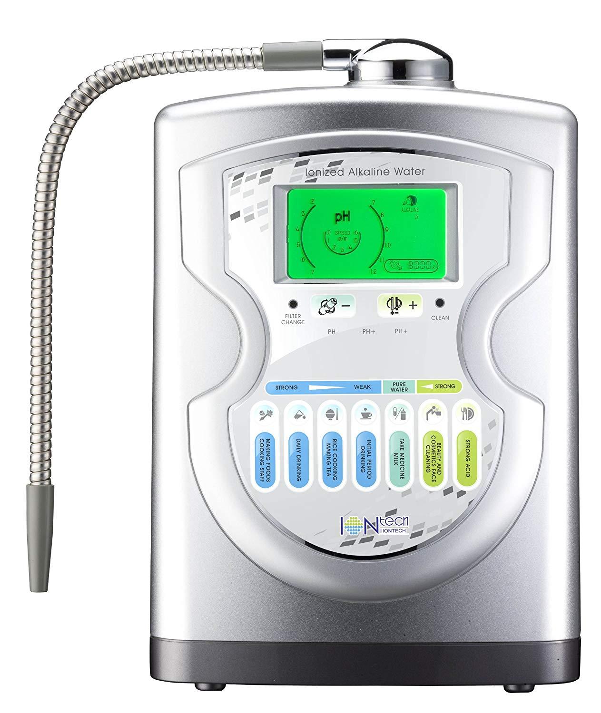 IntelGadgets IONtech IT-757 Advanced Alkaline Water Ionizer Machine