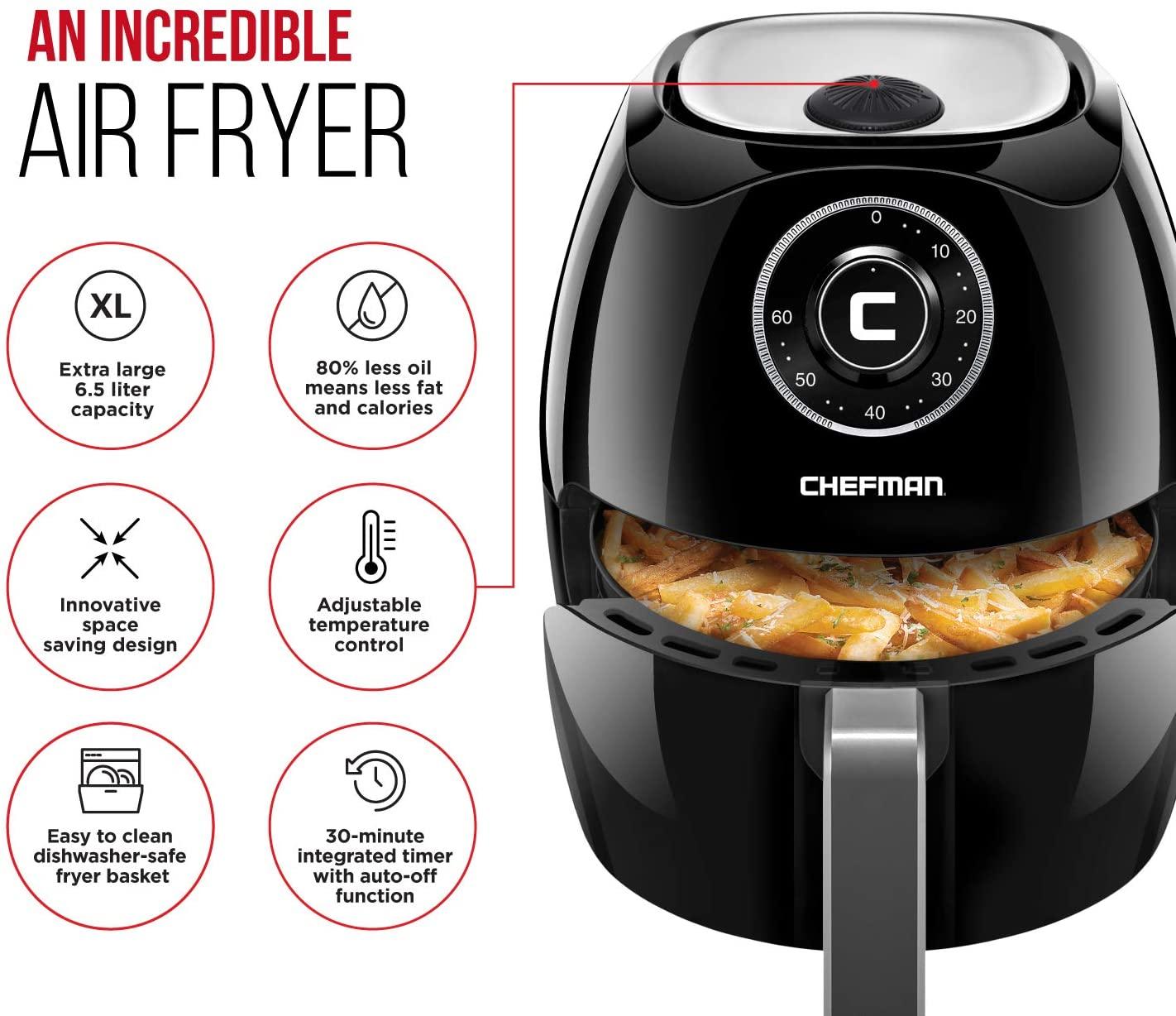 Chefman Quart Air Fryer Oven