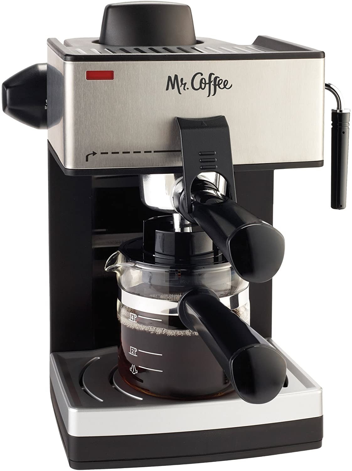 Mr.Coffee 4-cup Steam Espresso System