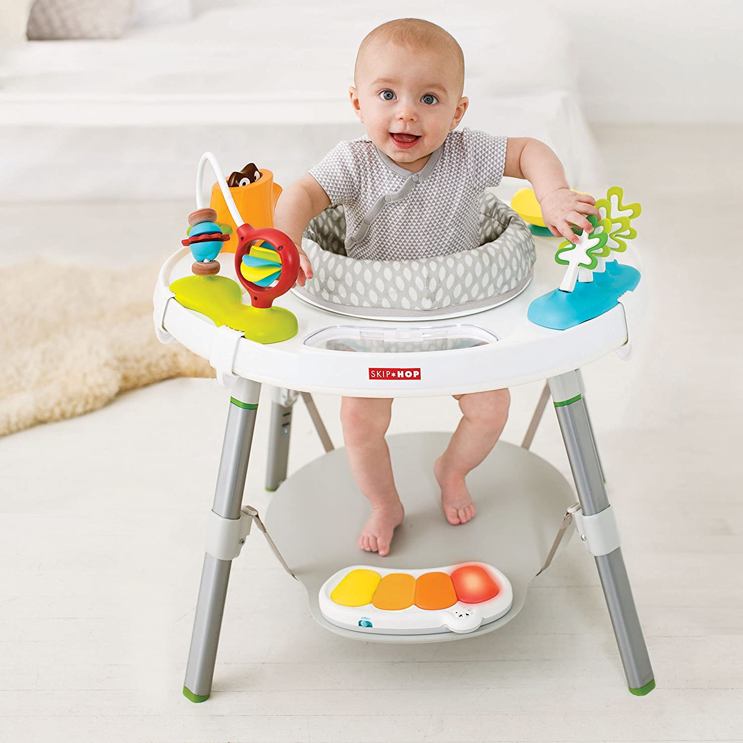Skip Hop Explore and More Baby's View Interactive Activity Center