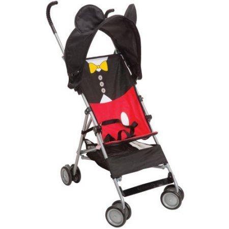 Disney Mickey Tuxedo Umbrella Stroller