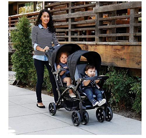 Baby Trend Double Sit N Stand Stroller1