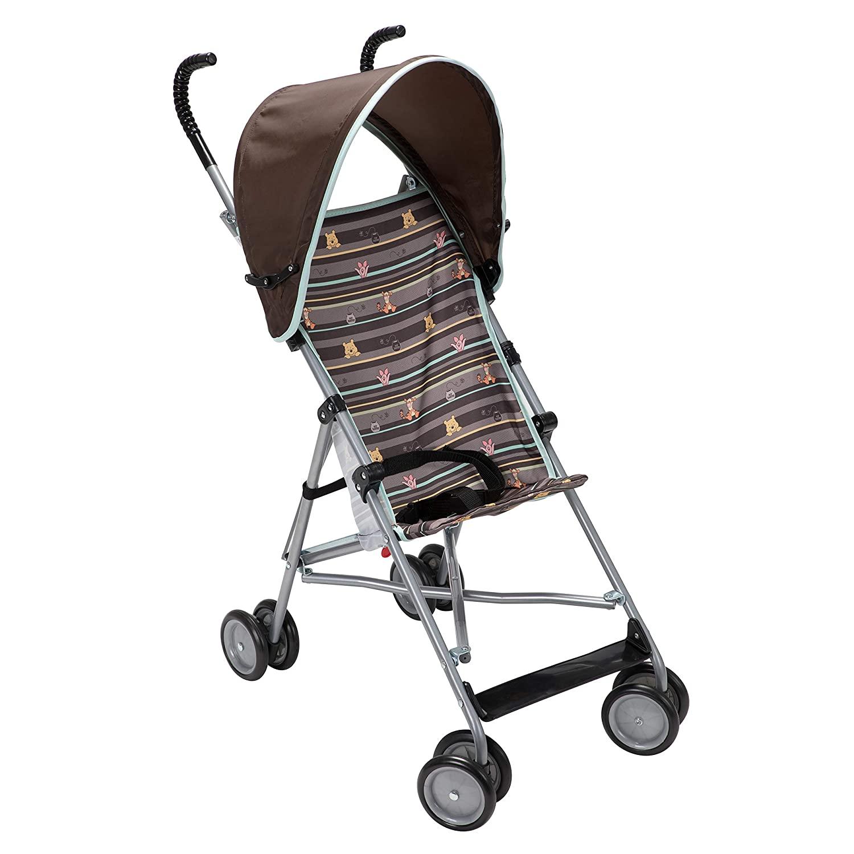 Disney Baby Winnie-the-Pooh Umbrella Stroller with Canopy lightweight Umbrella Strollers