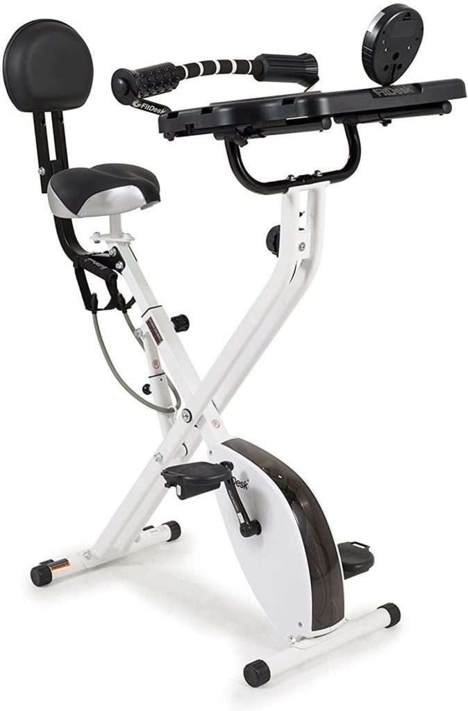 FitDesk Standing Desk Bike