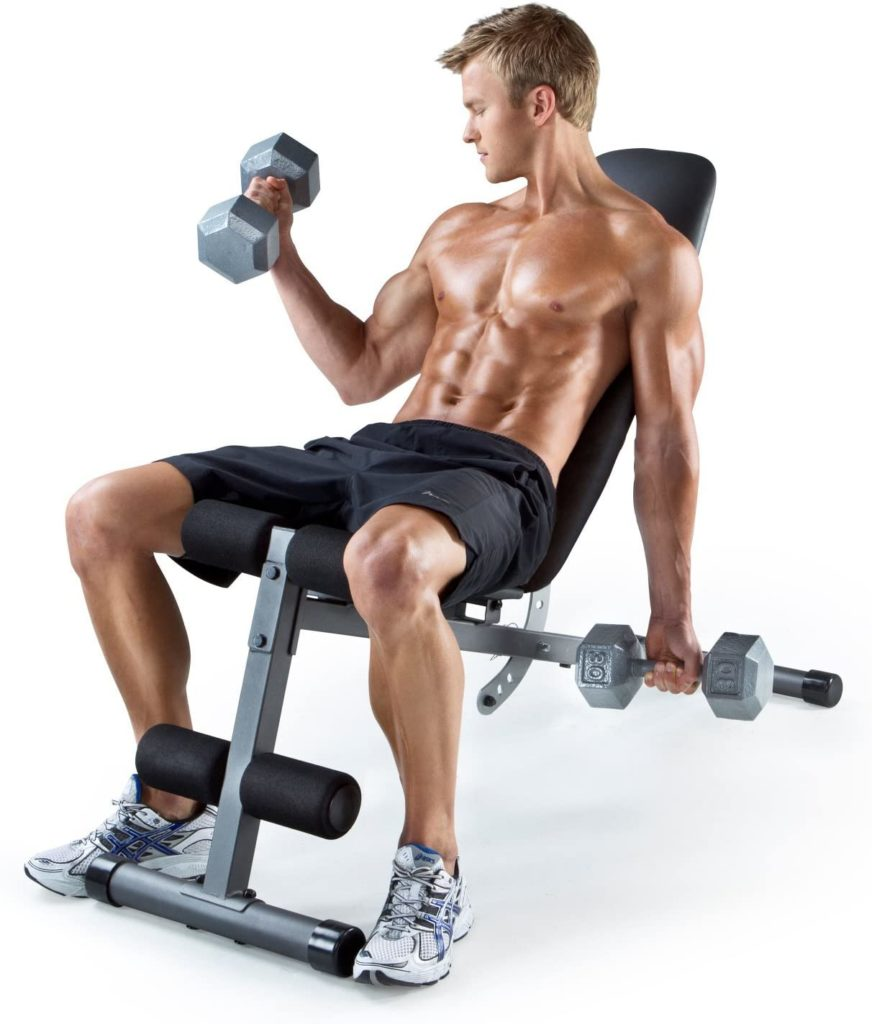 Gold's Gym XR weight bench
