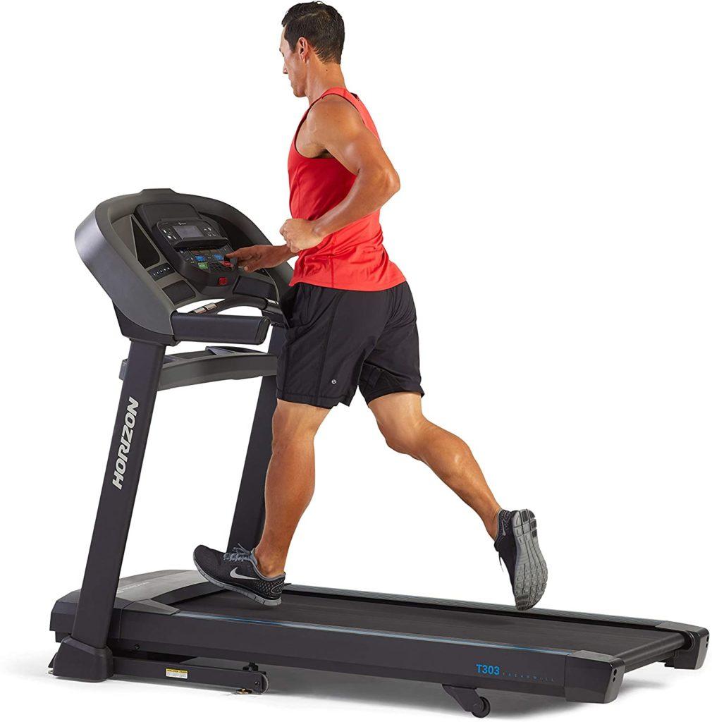 Horizon Fitness T303 Go Series Treadmills