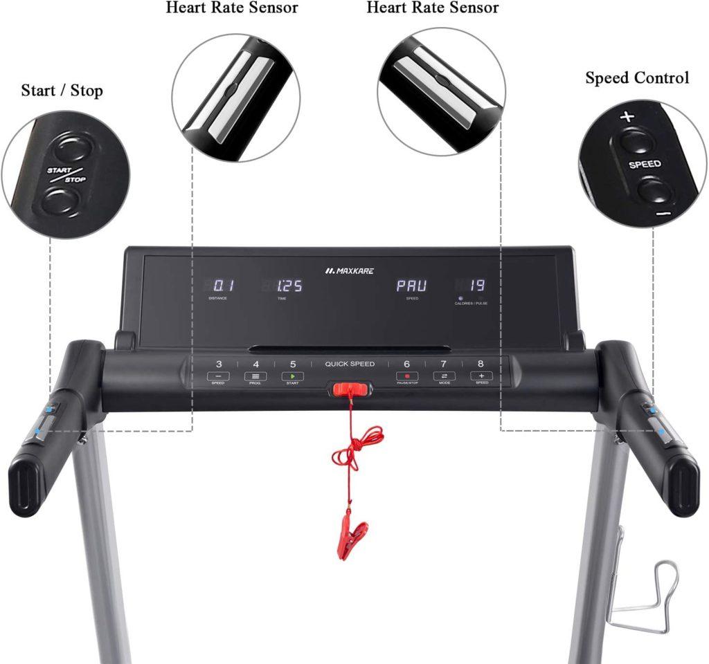 MaxKare Treadmill 2