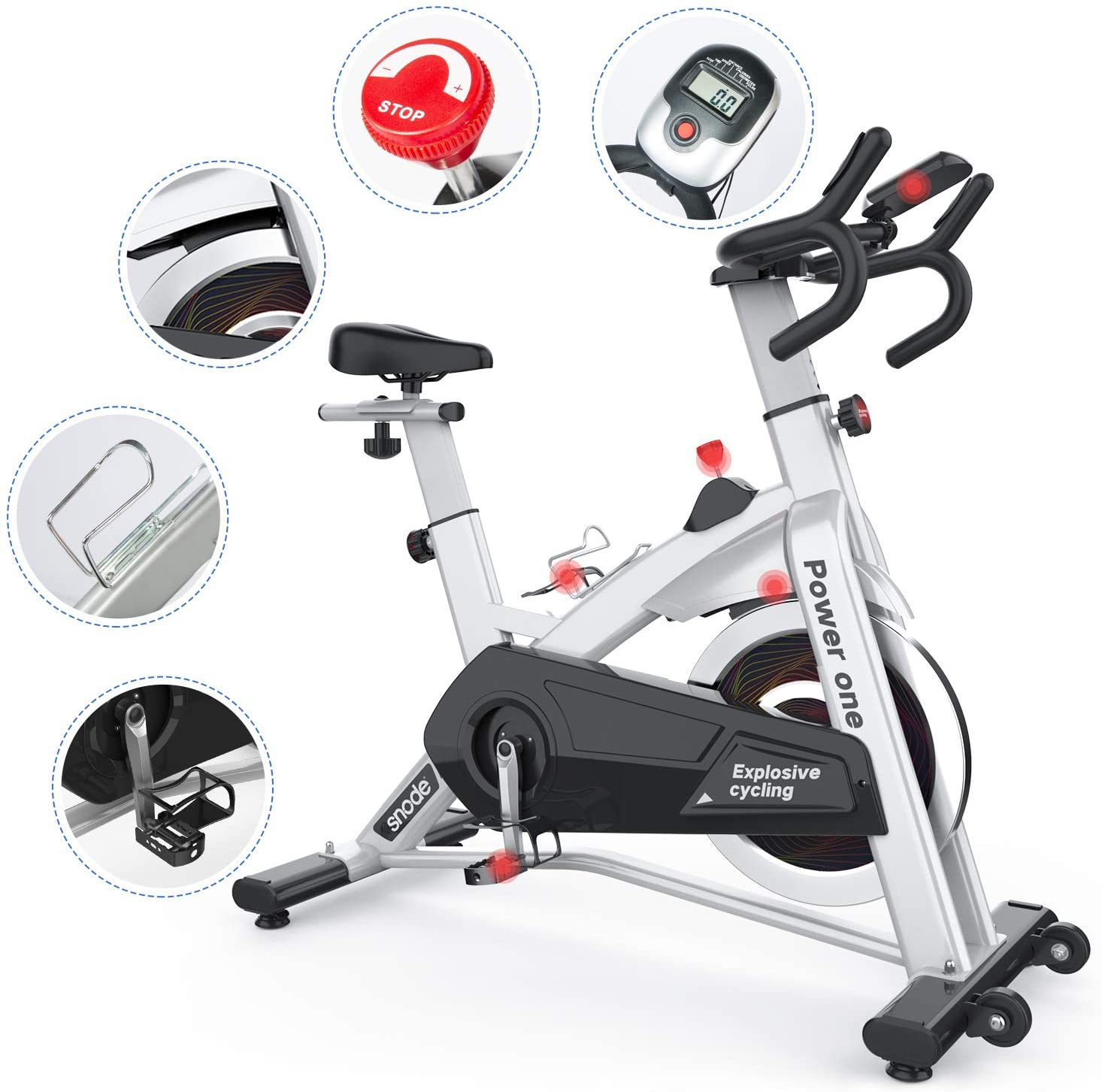 SNODE Indoor Cycling Bike