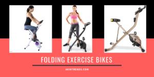 12 Best Folding Exercise Bikes of 2020