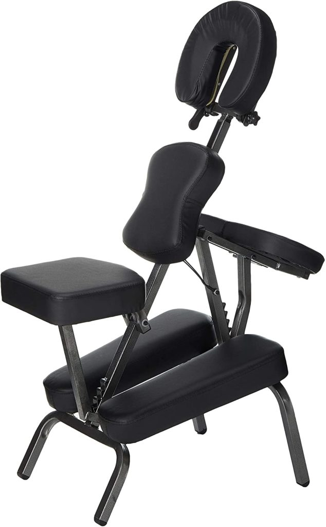 Ataraxia Deluxe Portable Massage Chair by Royal Massage