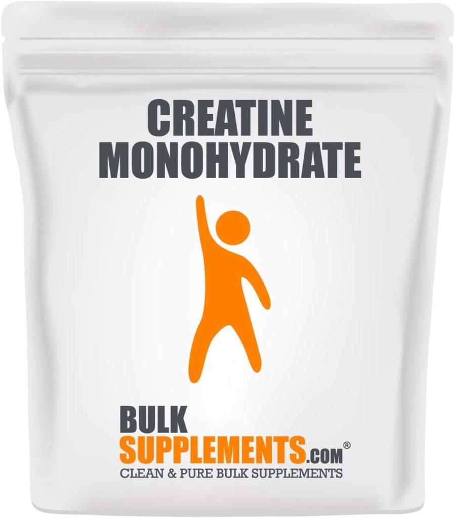 BulkSupplements Creatine Monohydrate