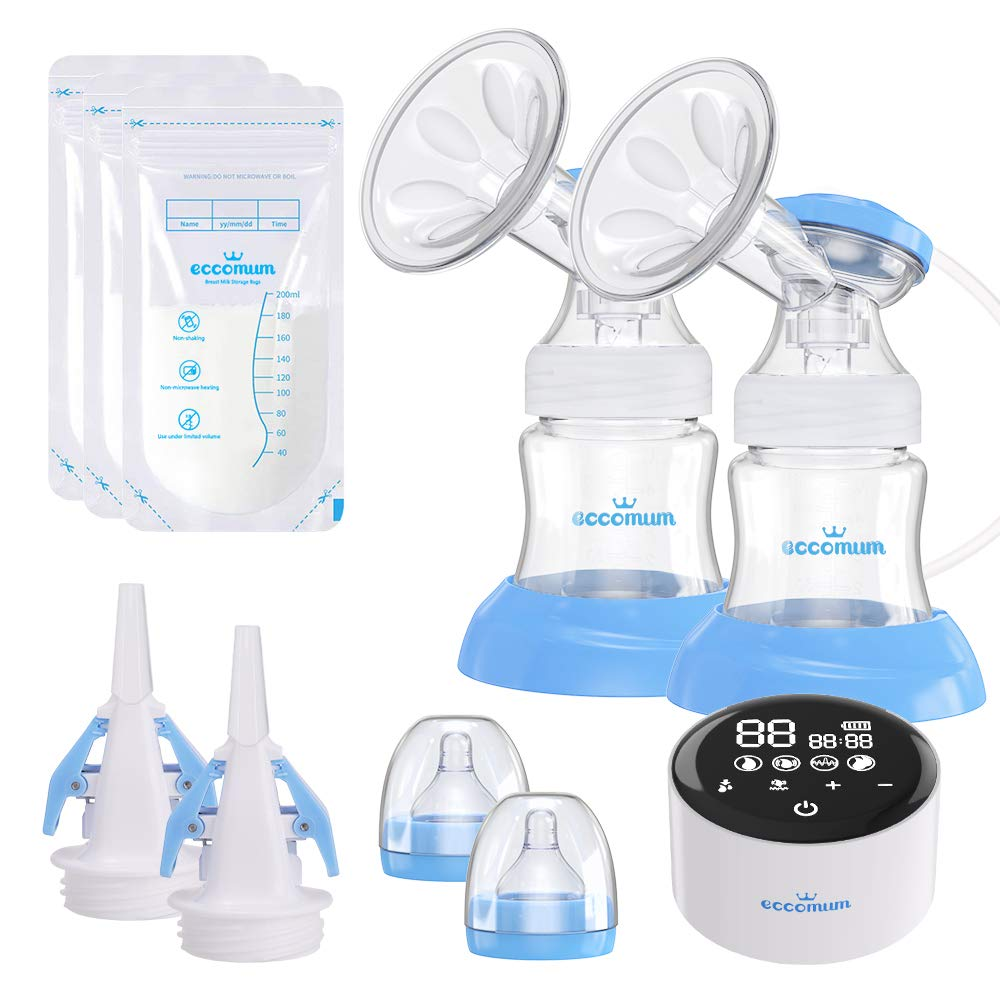 Eccomum Electric Double Breast Pump