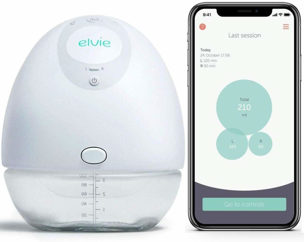 Elvie Breast Pump
