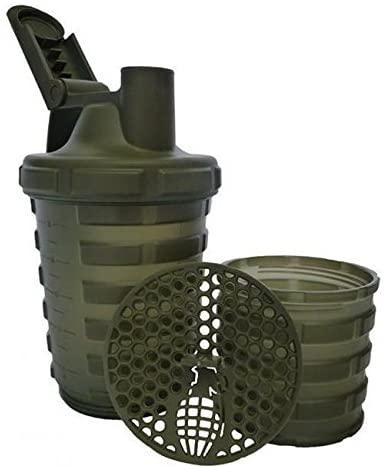 Grenade Shaker Bottle