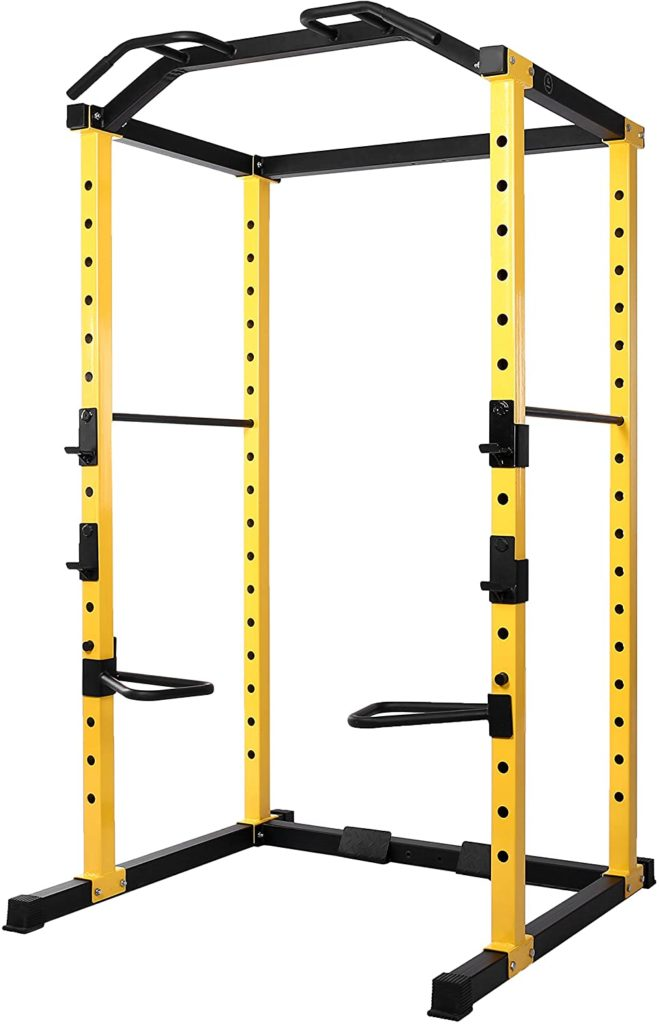 HulkFit Cable Crossover Adjustable Power Cage