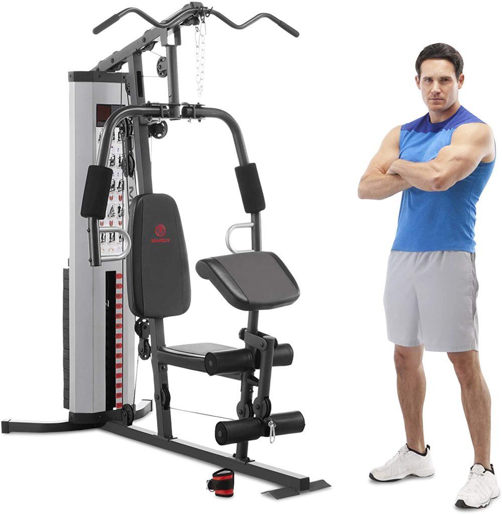 Marcy MWM-988 Multifunction Steel Home Gym