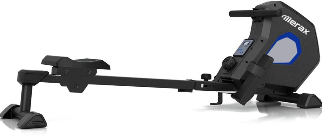 Merax Magnetic Exercise Adjustable Rowing Machine