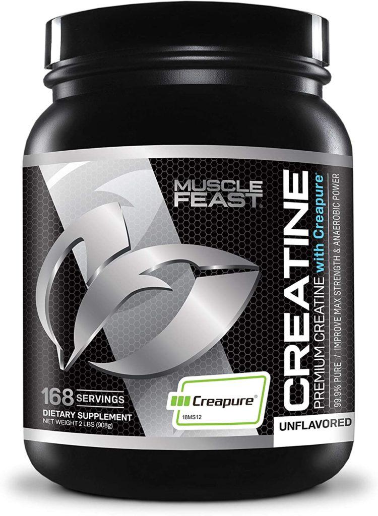 Muscle Feast Creapure Creatine Monohydrate