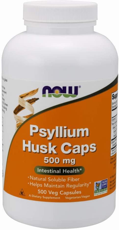 NOW Psyllium Husk Fiber