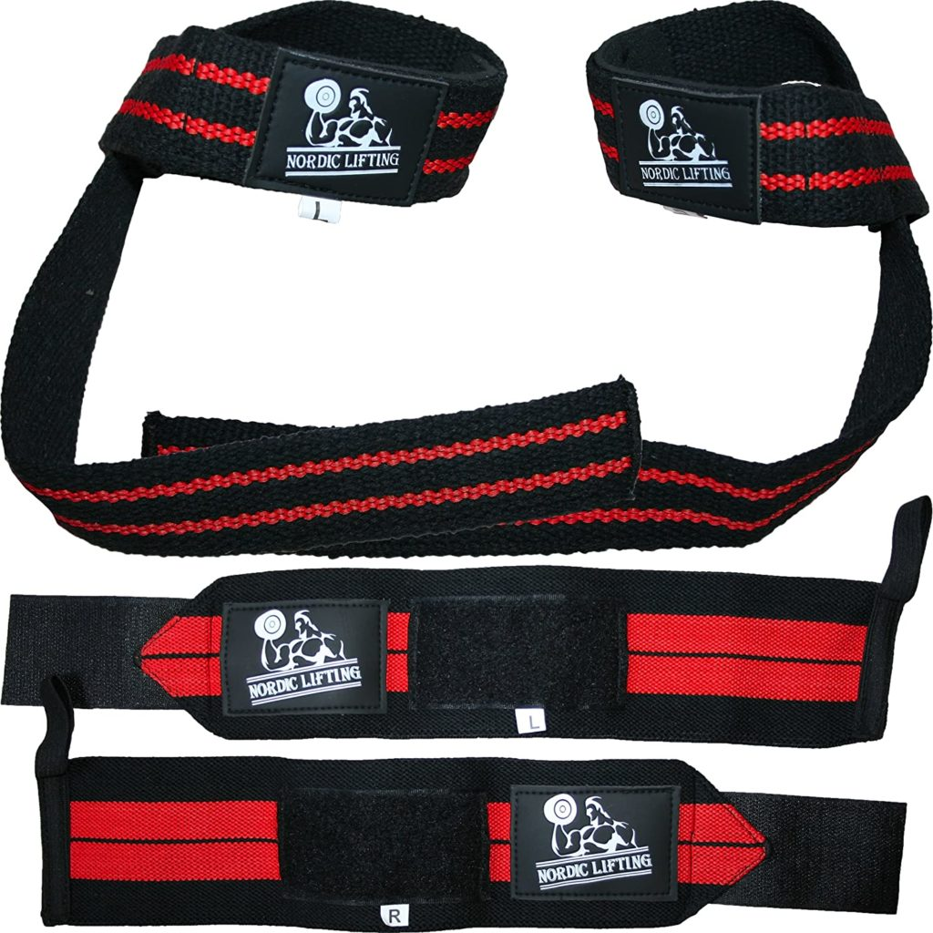 Nordic Lifting Straps