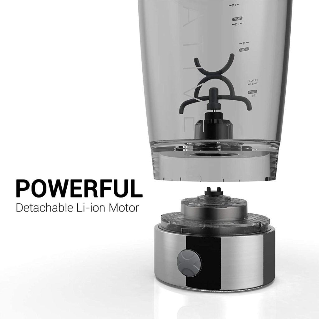 PROMiXX iX-R Electric Shaker Bottle