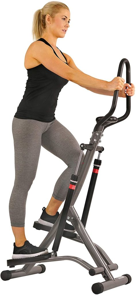 Sunny Health & Fitness Stair Stepper Exercise Equipment