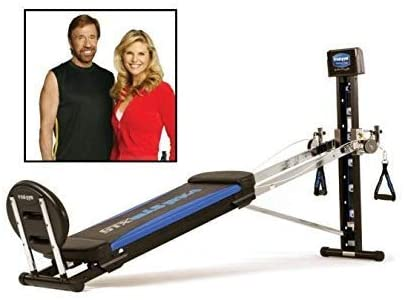 Total Gym XLS- Universal Home Gym for Total Body Workout