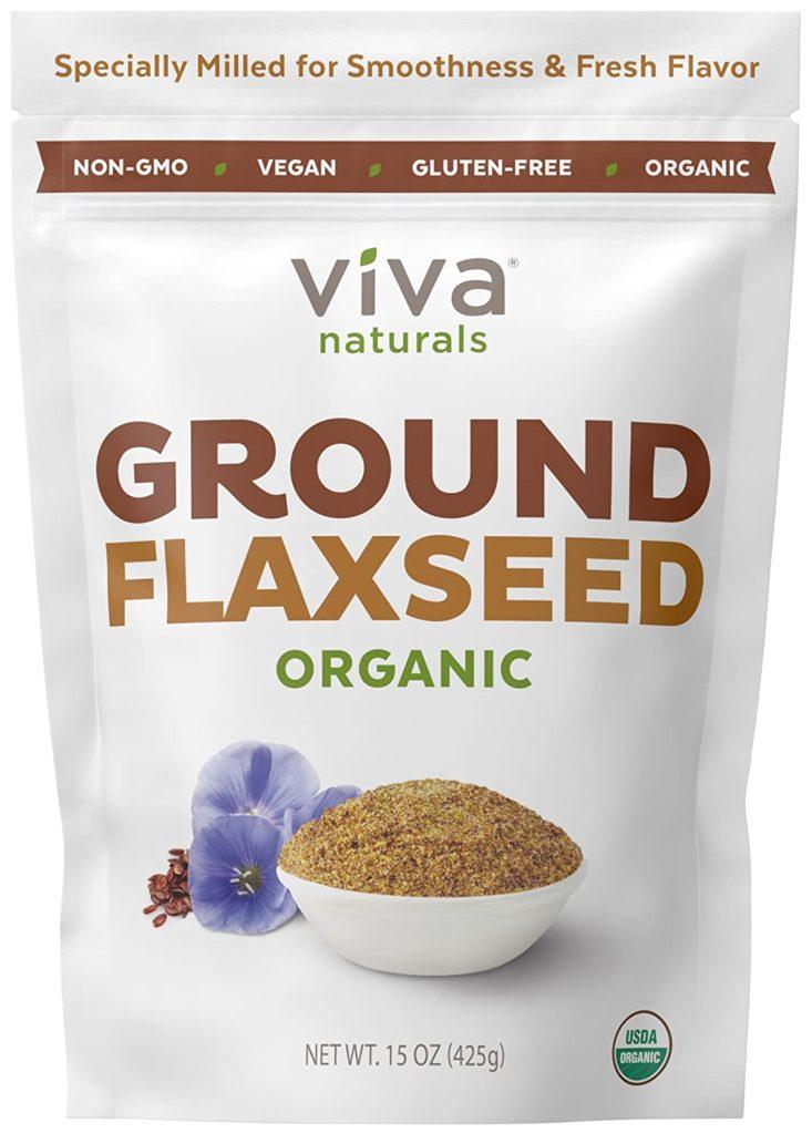 Viva Naturals - Organic Ground Flax Seed