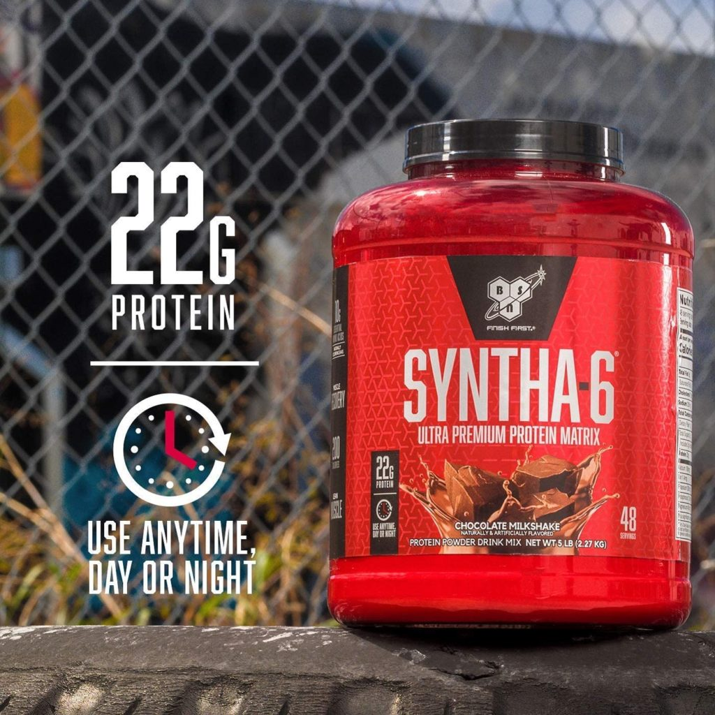 benefits of BSN Syntha 6