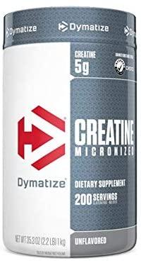 ymatize Micronized Creatine