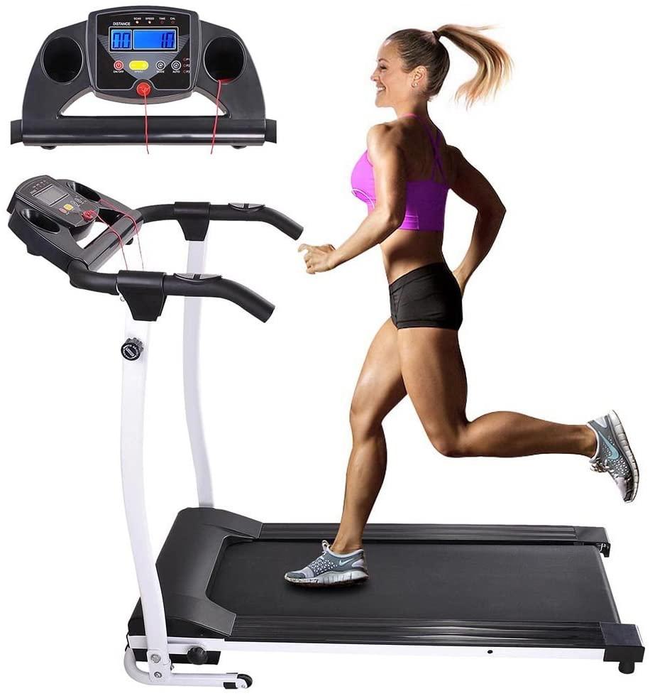 AW Portable Walking Treadmill