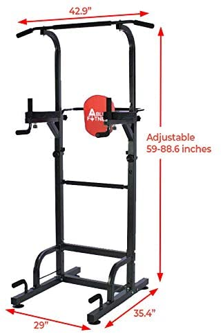 AbleFitness Power Tower and Pull-Up Bar