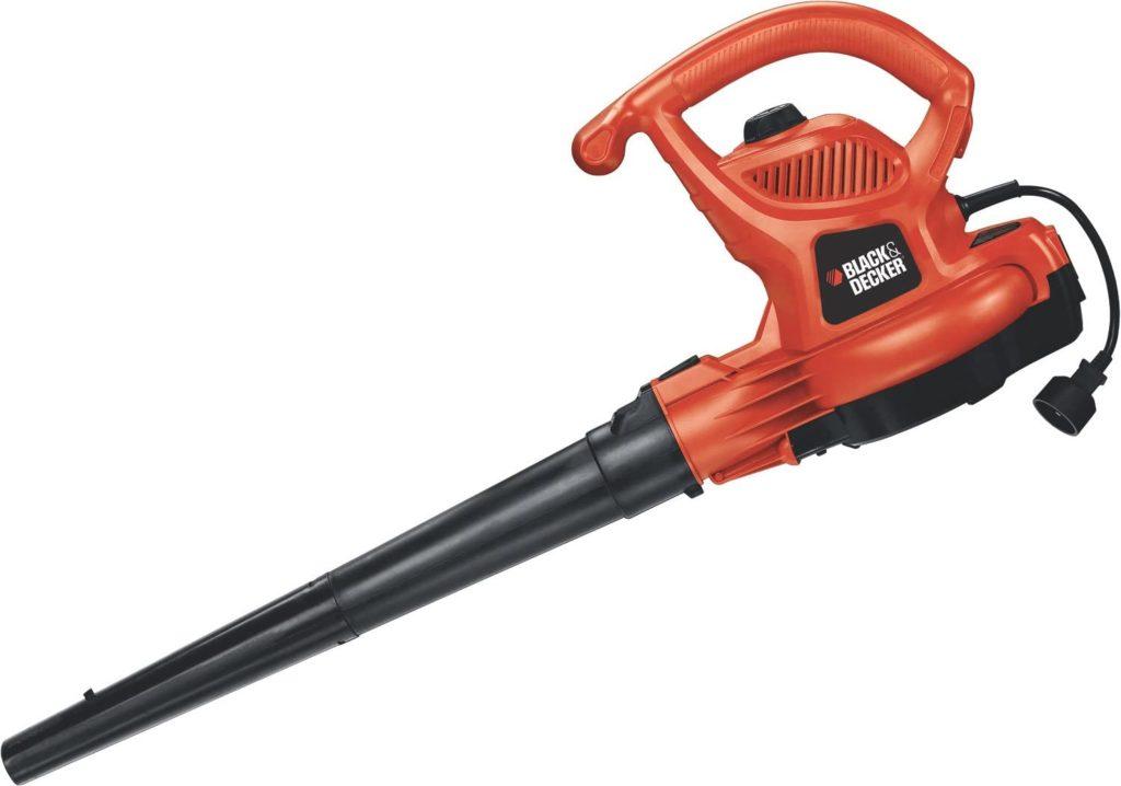 Black+Decker 3-in-1 Electric Blower:Vacuum:Mulcher