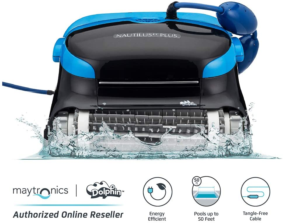 Dolphin Nautilus CC Plus Automatic Robotic Pool Cleaner
