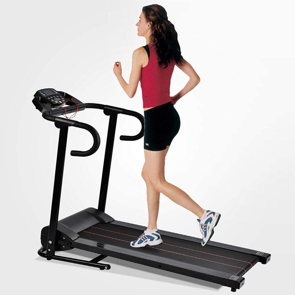 Murtisol 1100W Folding Treadmill