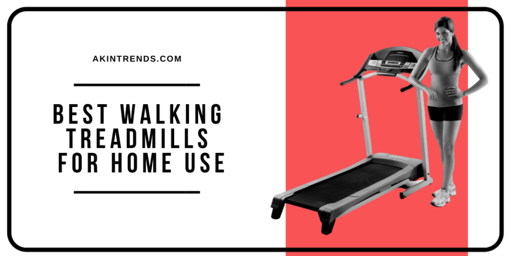 Best Walking Treadmills for Home Use