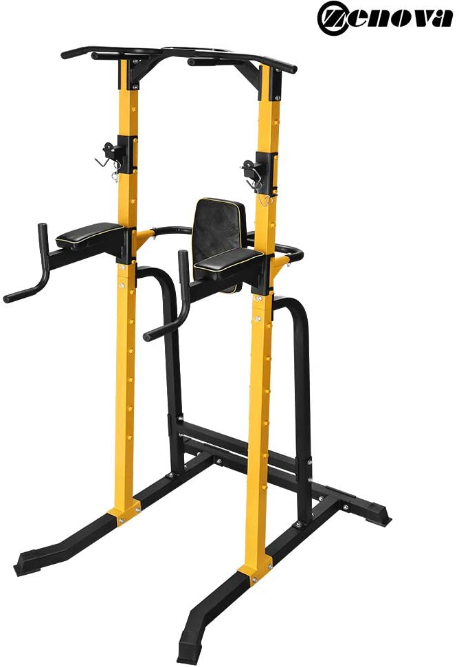 Zenova Power Tower and Pull-Up Bar