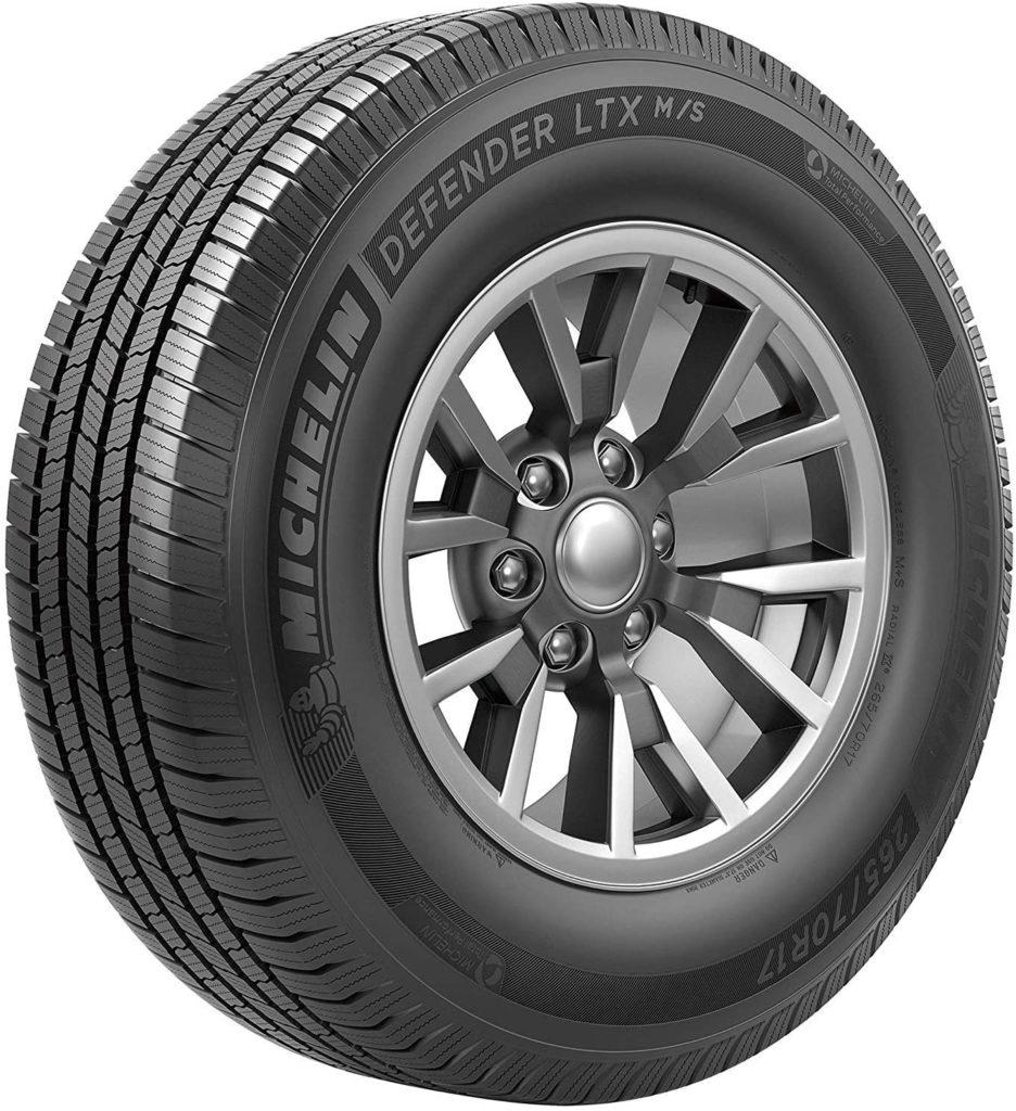 Michelin Defender LTX M:S