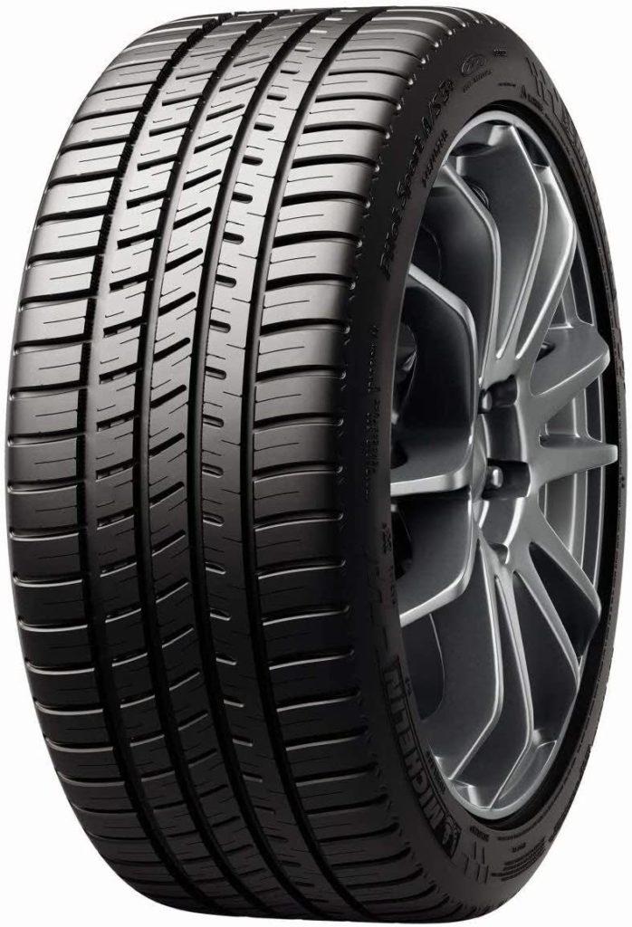 Michelin Pilot Sport A:S tread