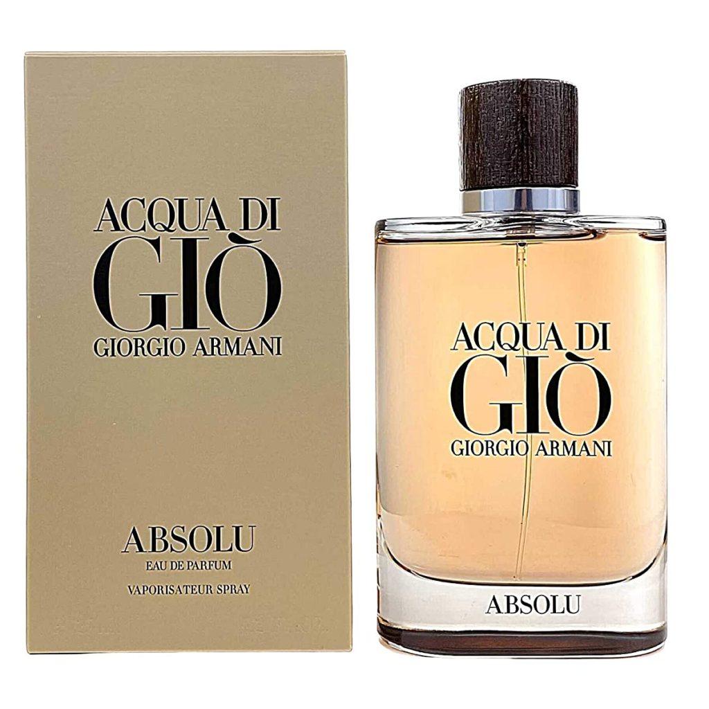 Acqua di Giò Absolu By Giorgio Armani