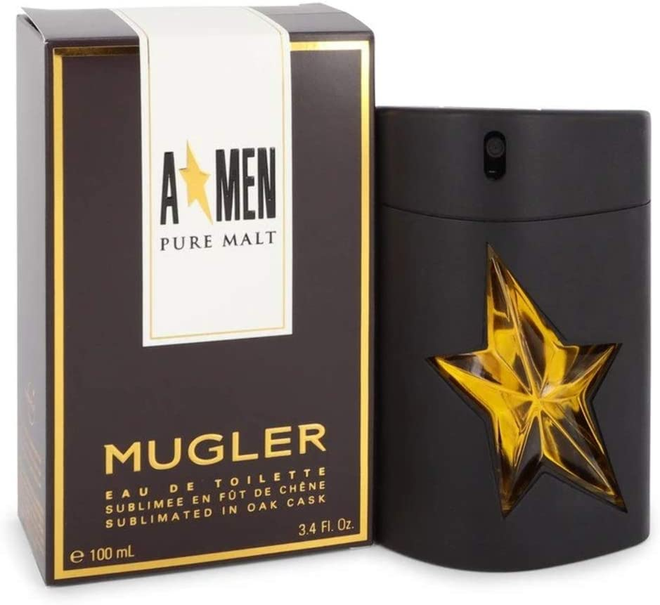 Angel Men Pure Malt By Thierry Mugler